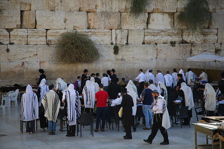 ユダヤ教 嘆きの壁