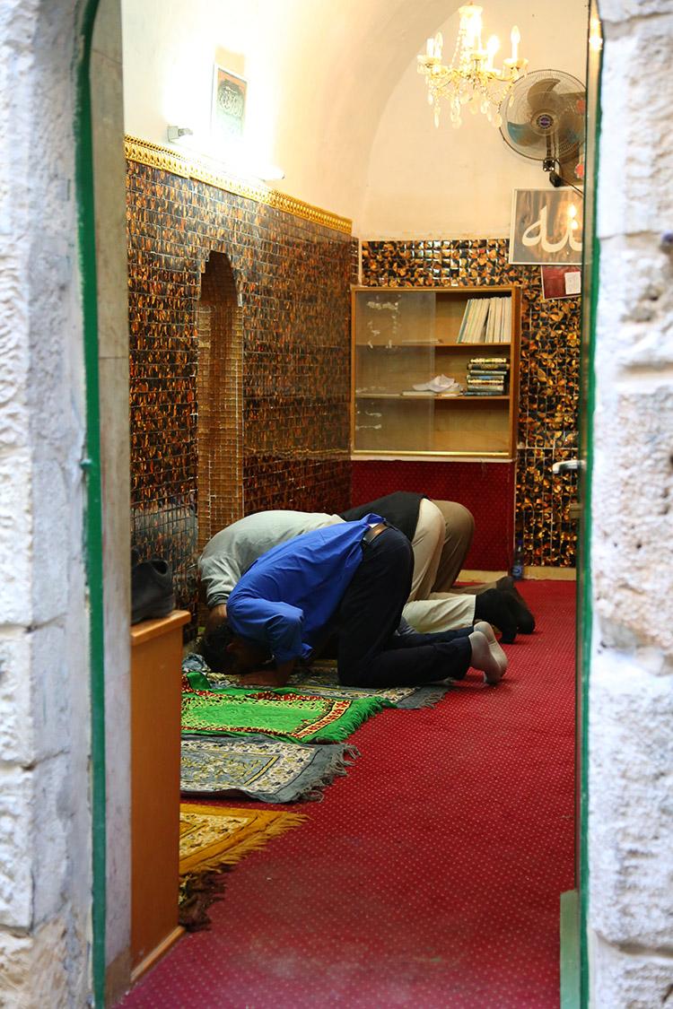エルサレム イスラム教