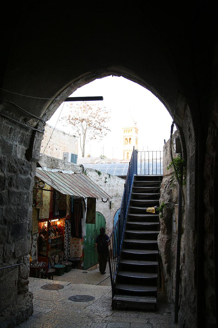 エルサレム アルメニア人地区