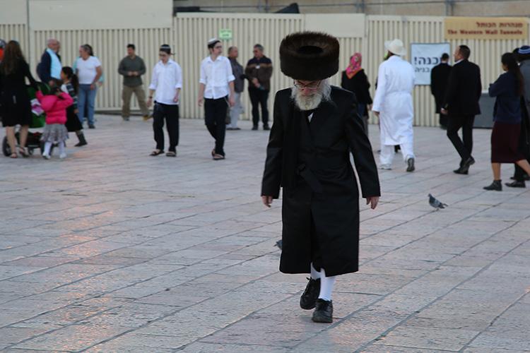ユダヤ人 ファッション