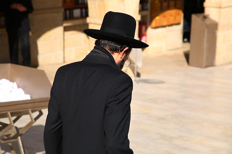 ユダヤ人 服装
