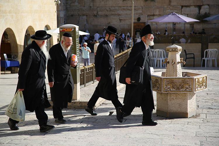 ユダヤ人 男性