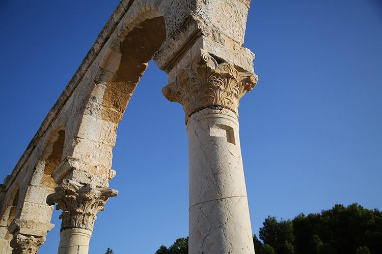 エルサレム 岩のドーム