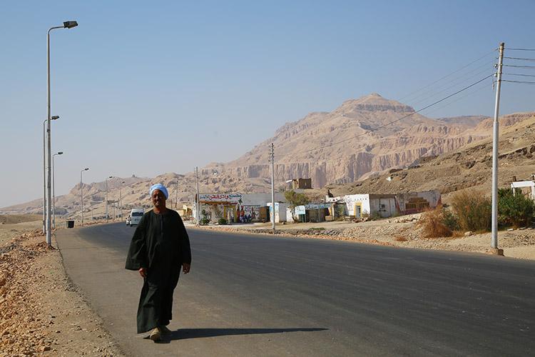 エジプト ルクソール 王家の谷