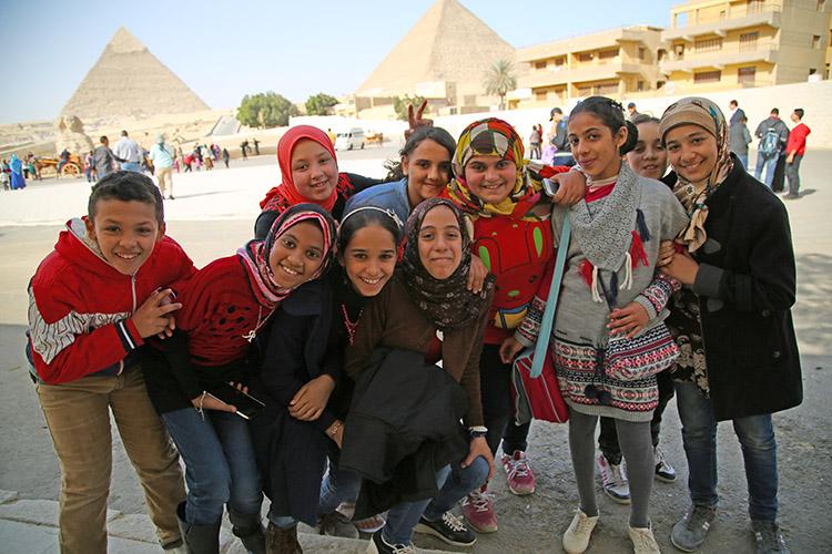 エジプト ピラミッド 観光
