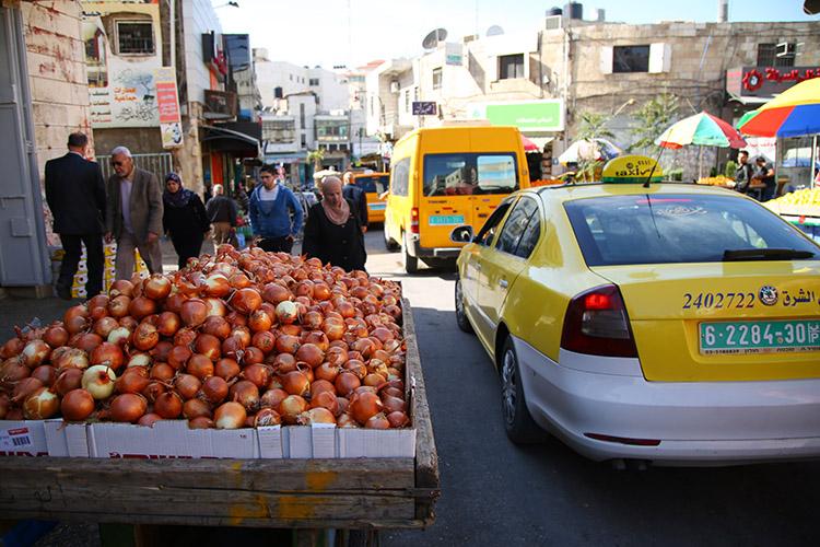 ラマラ パレスチナ自治区