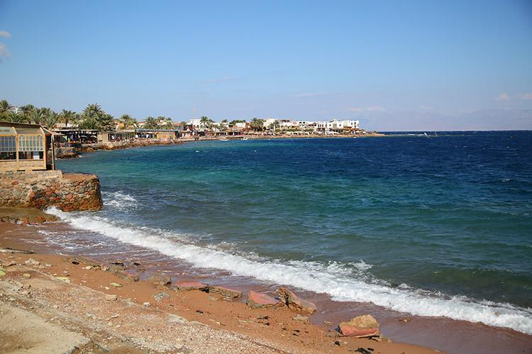 エジプト ダハブ 紅海