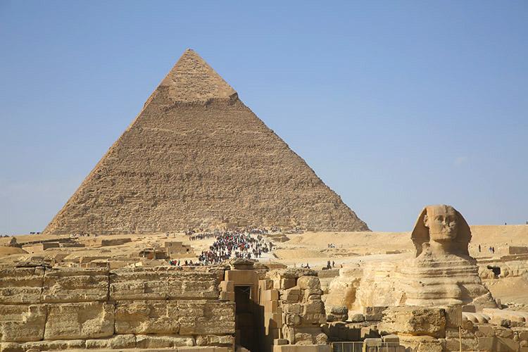 ピラミッド スフィンクス エジプト