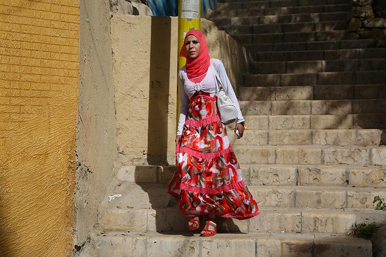 ヨルダン イスラム教 女性