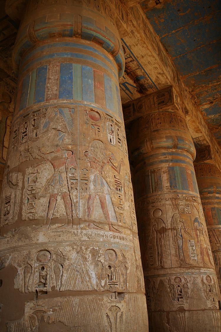 ルクソール 神殿 ツアー
