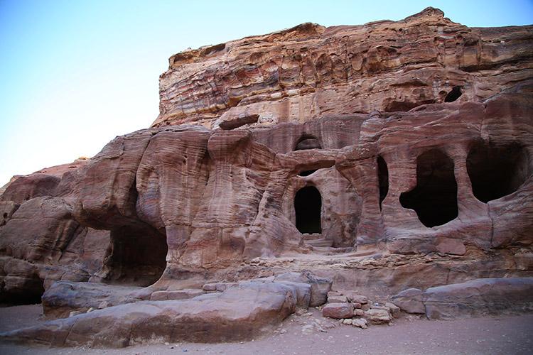 ヨルダン ペトラ遺跡 観光