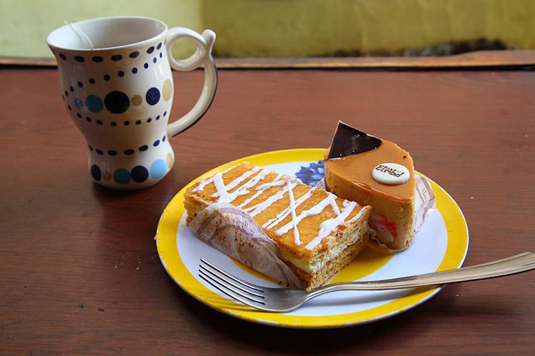 エジプト お菓子 スイーツ ケーキ
