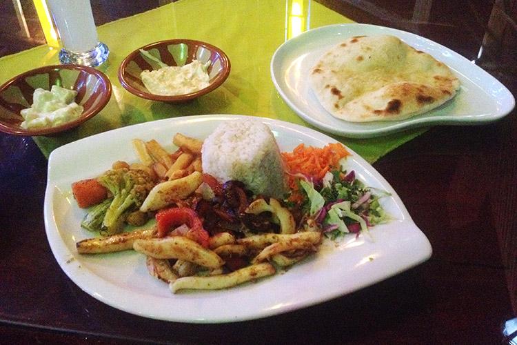 ダハブ シーフード レストラン