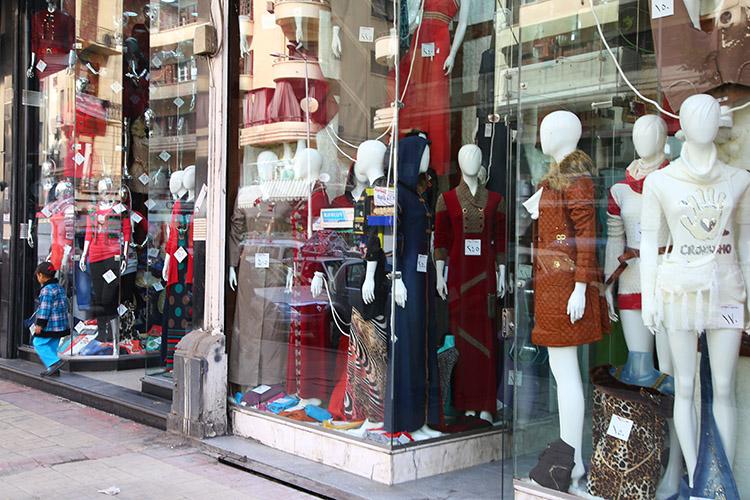 カイロ 買い物 ショッピング