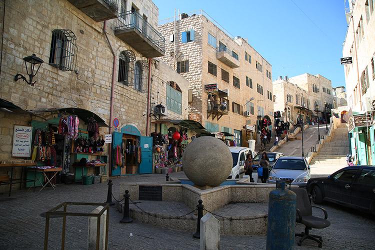 パレスチナ自治区 ベツレへム
