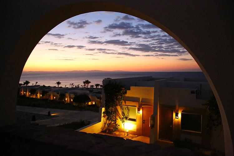 ダハブ メリディアン リゾート ホテル