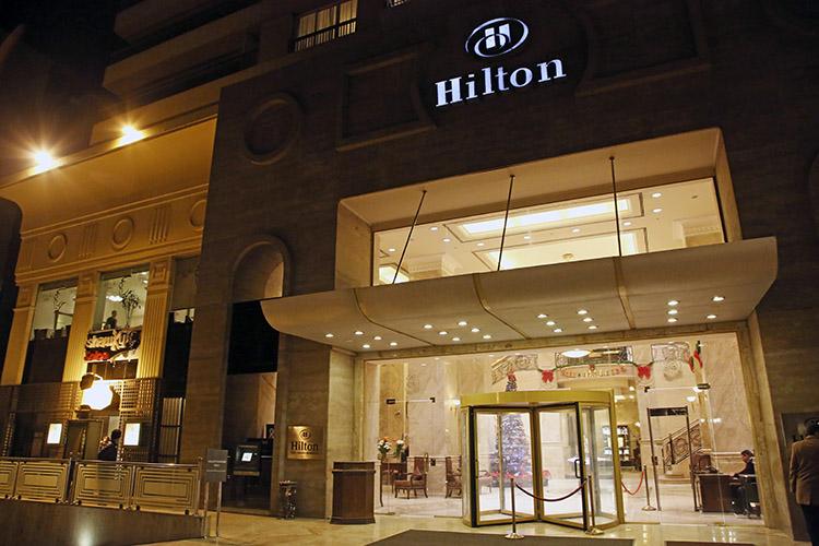 カイロ ヒルトンホテル エジプト