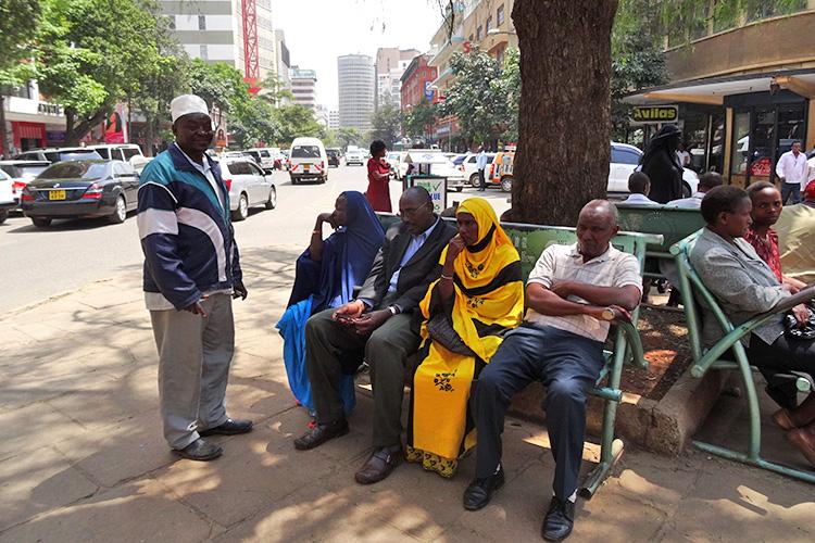 ケニア ナイロビ 観光