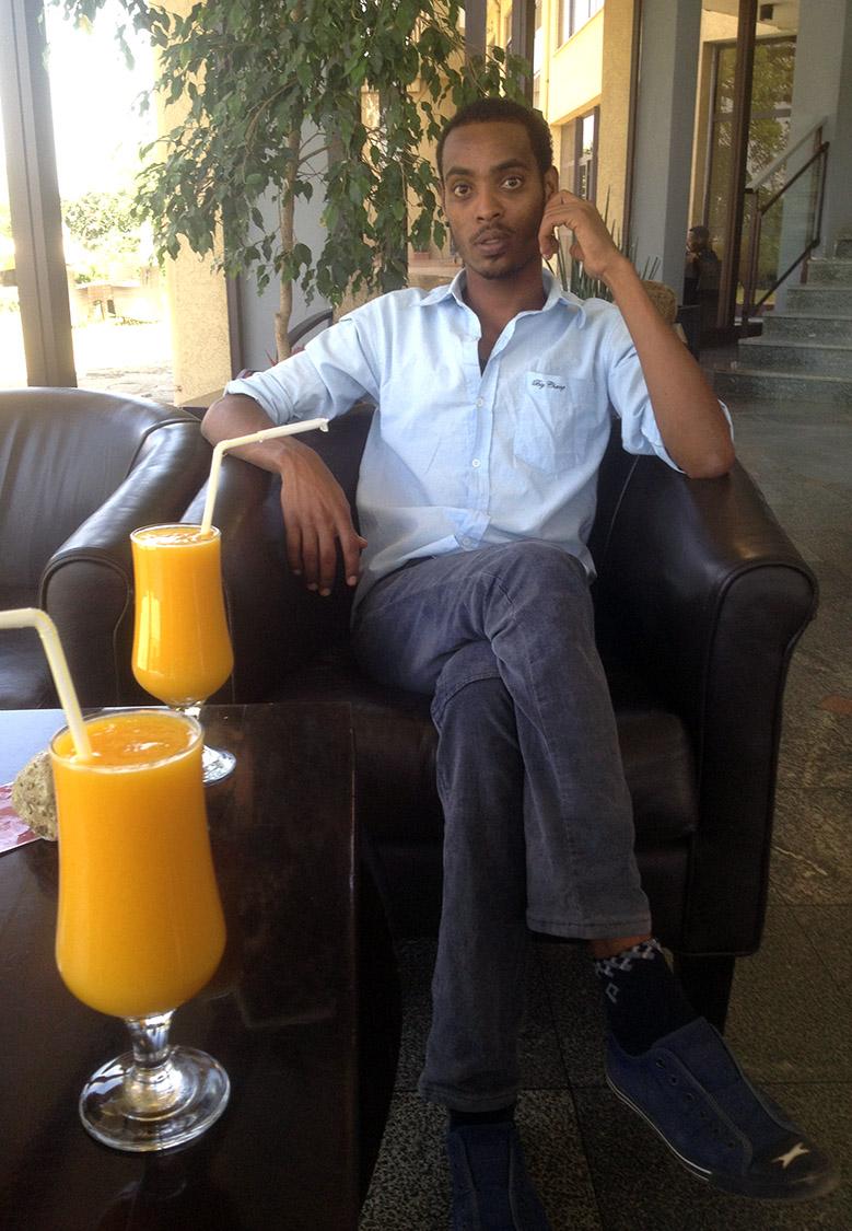 エチオピア アワサ