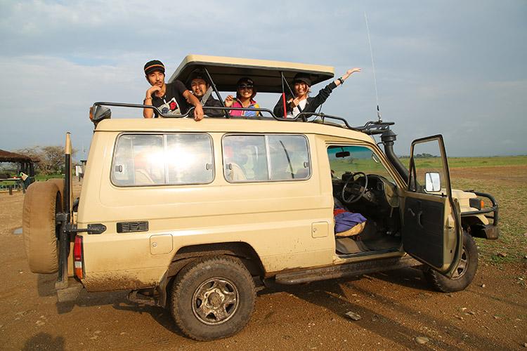 タンザニア サファリ