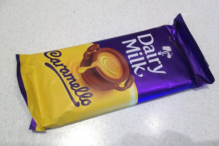 キャドバリー チョコレート
