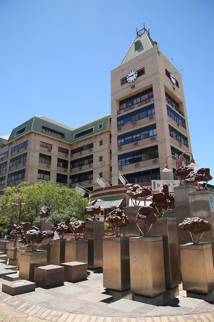 ナミビア 首都 ウィントフック