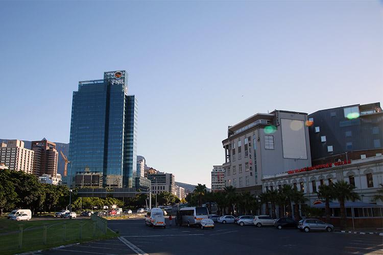 南アフリカ ケープタウン
