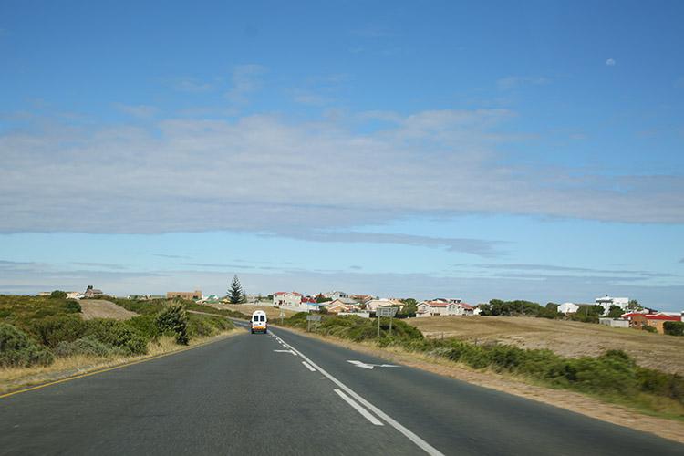 南アフリカ シャークケージ