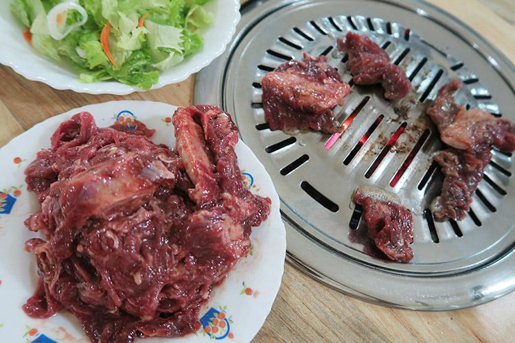 ブエノスアイレス 焼き肉
