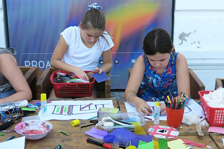 ボカ地区 お絵描き教室