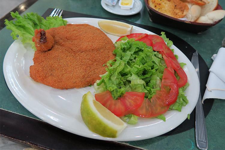 ブエノスアイレス 食事