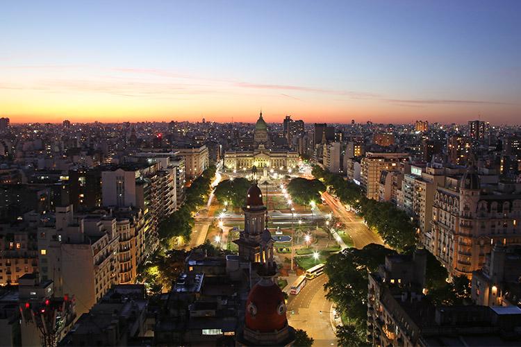 国会議事堂 ブエノスアイレス