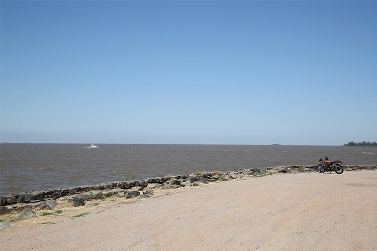 ラ・プラタ川