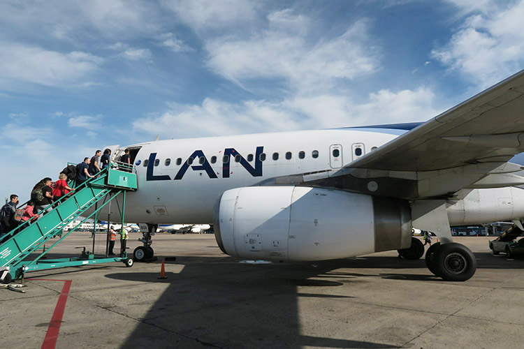 LAN航空