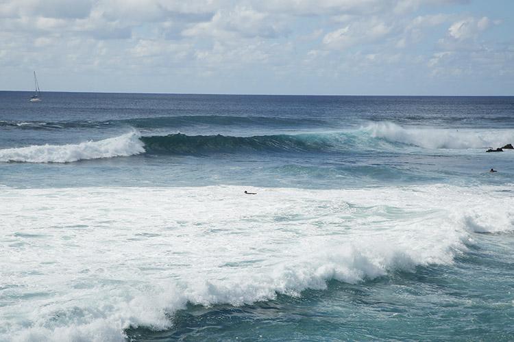 イースター島 サーフィン