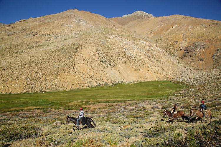 チリ ラピス 鉱山