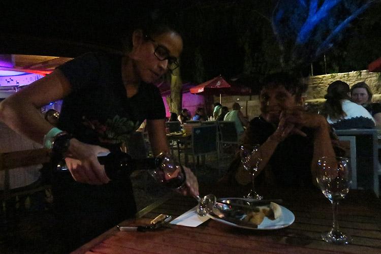 アタカマ レストラン