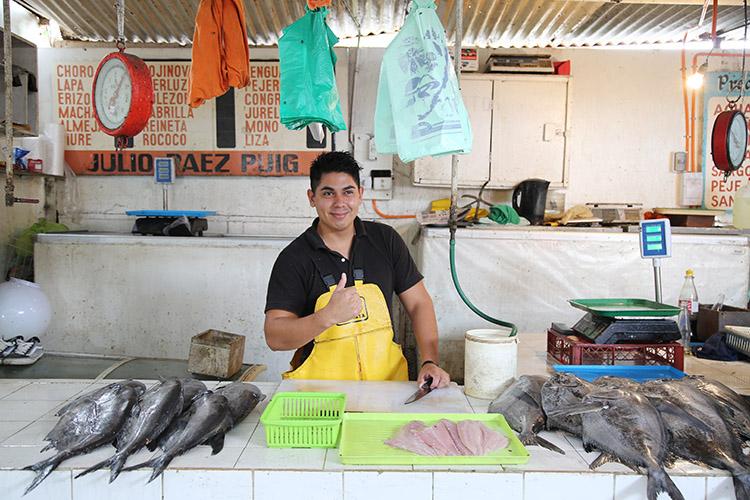アリカ 魚市場