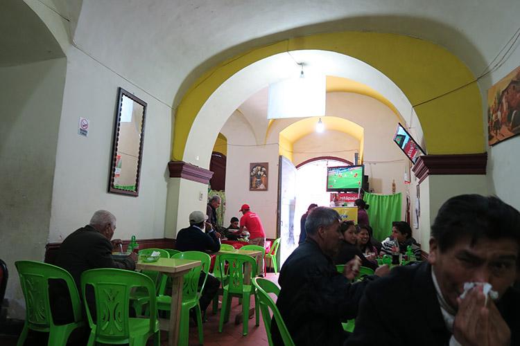 ラパス ランチ レストラン