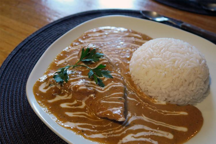 ラパス インド料理 カレー レストラン