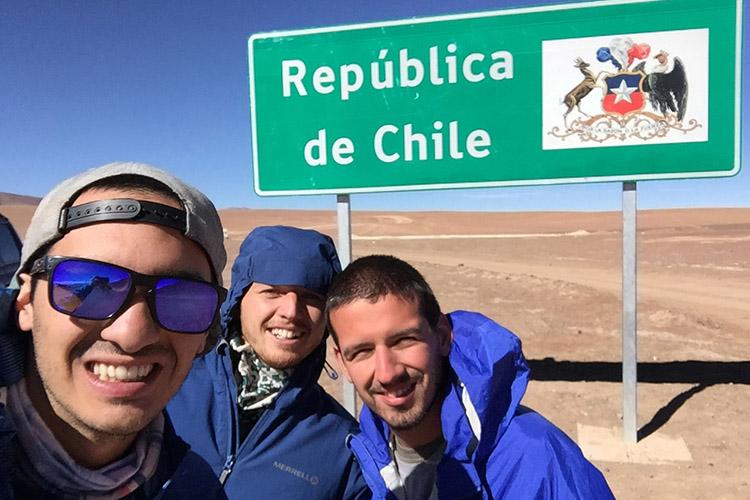チリ ボリビア 国境
