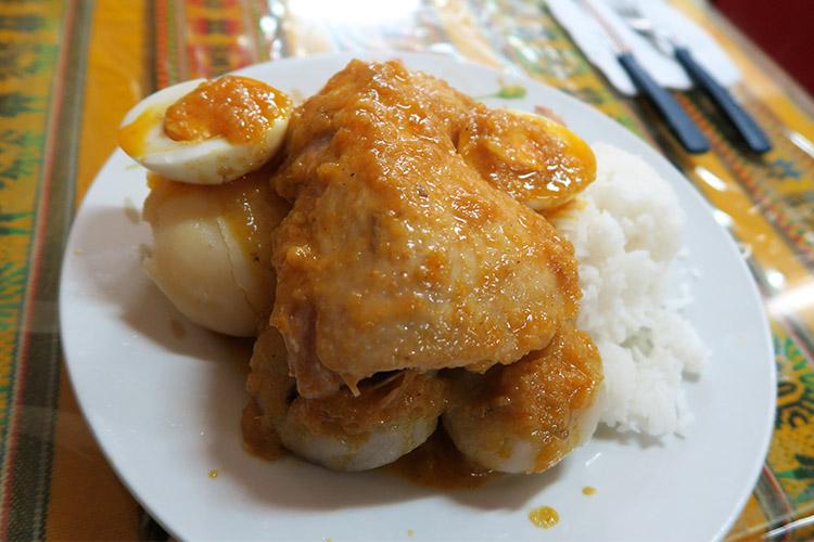 ラパス ご飯 ボリビア 食事