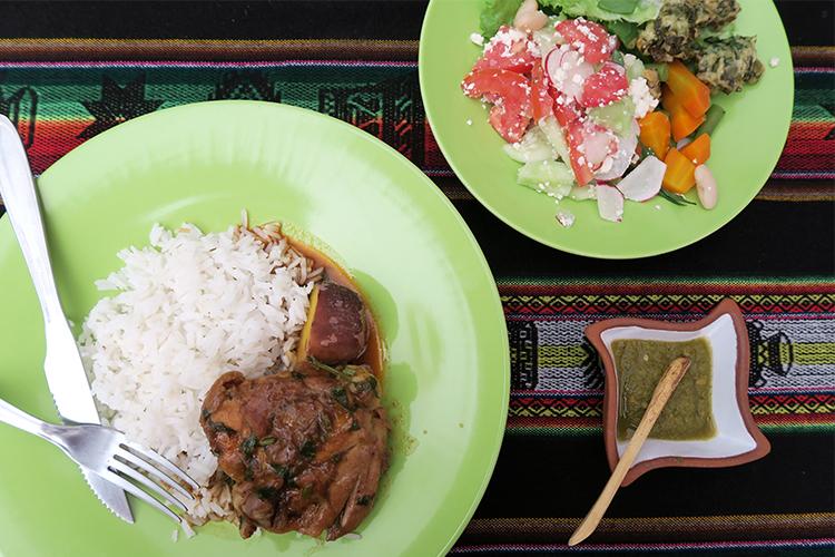 ボリビア コチャバンバ おすすめ レストラン