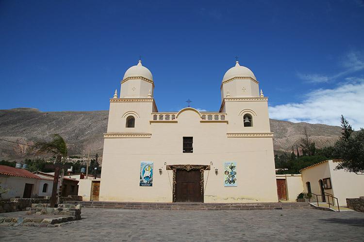 ティルカラ 教会