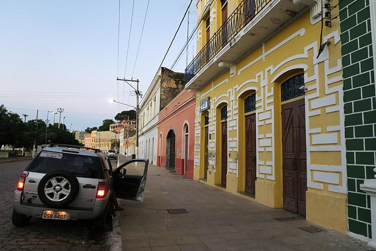 コルンバ ブラジル 国境 ボリビア