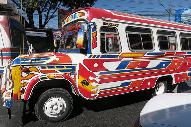 コチャバンバ ボリビア バス