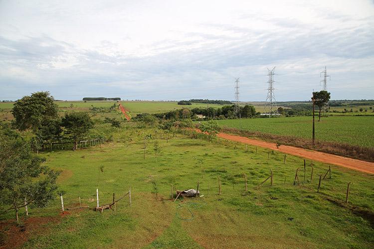 パラグアイ 民宿小林 イグアス居住区