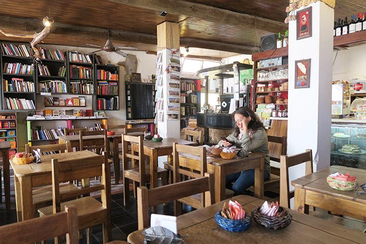 ティルカラ カフェ