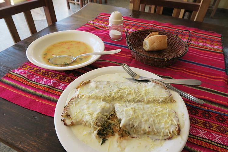 ティルカラ 食堂 ランチ