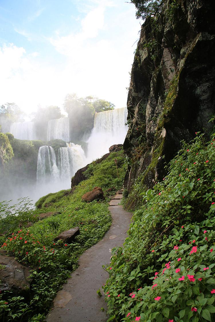 イグアスの滝 アルゼンチン